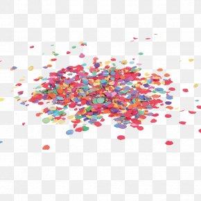 Confetti - Serpentine Streamer Confetti Party Carnival Wedding PNG