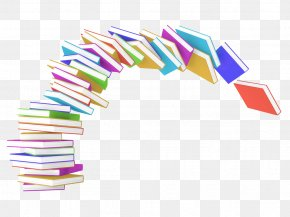 A Stack Of Books - Stock Photography Book Royalty-free Clip Art PNG