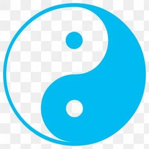 Symbol - The Book Of Balance And Harmony Yin And Yang Symbol Taijitu Taoism PNG