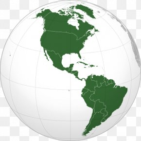 America - South America World Map Geography Mapa Polityczna PNG