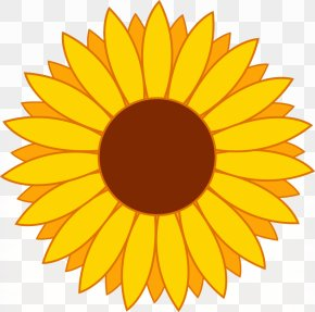 Free Christian Clipart - Common Sunflower Free Content Clip Art PNG