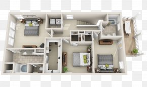 House - 3D Floor Plan House Home Interior Design Services PNG