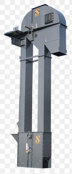 Elevator - Bucket Elevator Manufacturing Conveyor System PNG