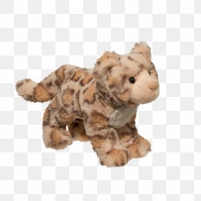 Leopard - Stuffed Animals & Cuddly Toys Leopards In The Wild Plush PNG