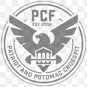 Go Patriots Logo - Patriot Crossfit Potomac Crossfit Physical Fitness Functional Training PNG