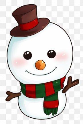 Christmas Stockings - Snowman Christmas Clip Art PNG