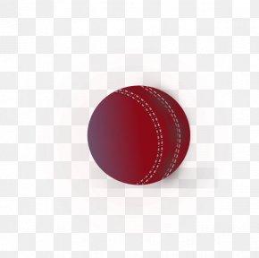 Background Cricket Ball Transparent - Cricket Balls Cricket Bats Clip Art PNG