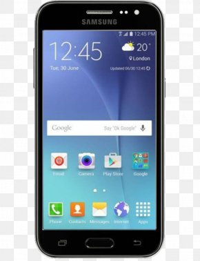 Samsung J2 - Samsung Galaxy J2 Prime Smartphone Telephone PNG