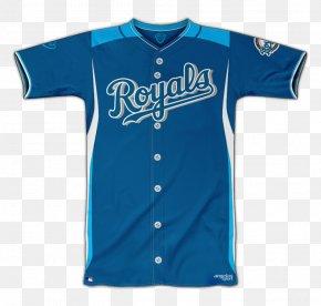 Kansas City - Sports Fan Jersey Kansas City Royals Baseball Uniform T-shirt MLB PNG