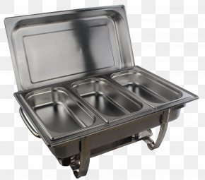 Chafing Dish - Chafing Dish Buffet Gastronorm Sizes Gastronomy PNG