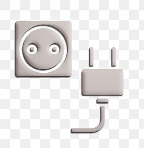 Power Plugs And Sockets Electronic Device - Electric Icon Ground Icon Jack Icon PNG