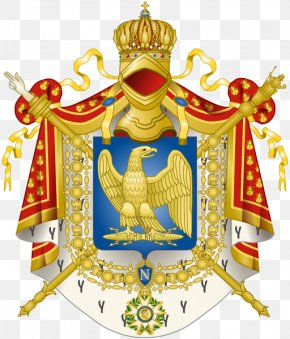 Embraced - First French Empire Second French Empire French First Republic National Emblem Of France PNG