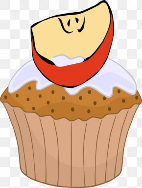 Strawberry Shortcake Blueberry Muffin - Muffin Cupcake Frosting & Icing Clip Art PNG