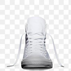 Converse High Heel - Chuck Taylor All-Stars High-top Converse CT II Hi Black/ White Sports Shoes PNG