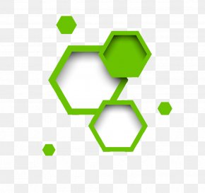 Hexagon Border - Hexagon Polygon Geometry PNG