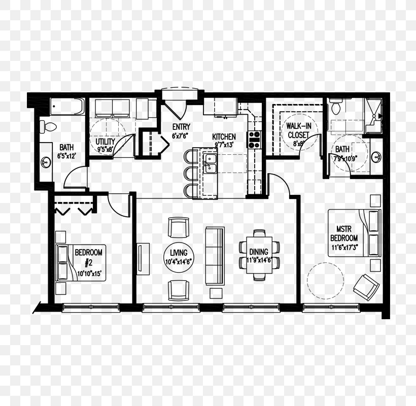 Floor Plan Cornerstone Apartments
