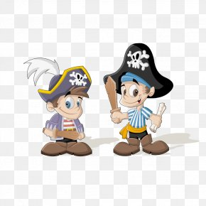 Vector Pirate - Piracy Photography Drawing Royalty-free Illustration PNG