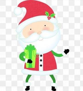 Santa Claus Creative - Santa Claus Ded Moroz Snegurochka PNG