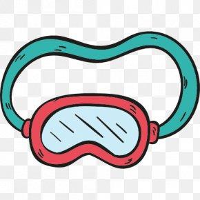 Goggles Vector - Goggles Glasses PNG