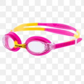 Swimming - Goggles Swimming Glasses Flat Lens PNG