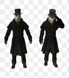 Bloodborne - Assassin's Creed Syndicate: Jack The Ripper Jacket Robe Coat Costume PNG