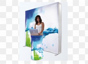 Point Of Sale Display Advertising Fair Market Stall Printing PNG