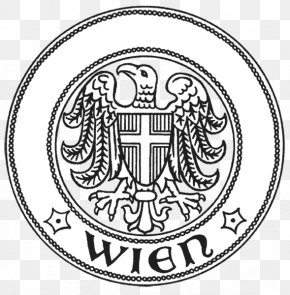 Seal - Vienna Seal Capital City Coat Of Arms Of Austria PNG