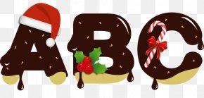 Santa Claus - Alphabet Santa Claus Christmas Letter Drawing PNG