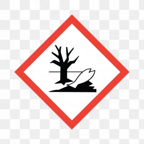 Globally Harmonized System Of Classification And Labelling Of Chemicals - GHS Hazard Pictograms Globally Harmonized System Of Classification And Labelling Of Chemicals Environmental Hazard PNG