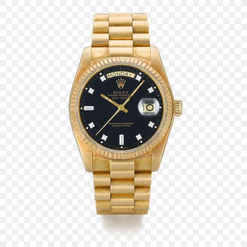 Rolex Datejust Rolex Daytona Rolex Day-Date Watch, PNG, 2000x2000px, Rolex Datejust, Automatic Watch, Bezel, Brand, Colored Gold Download Free