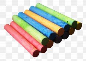 Color Chalk Piece - Chalk Color PNG