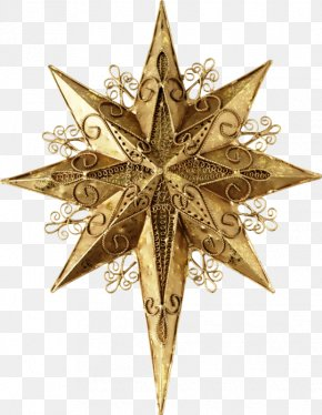 Christmas - Star Of Bethlehem Christmas Santa Claus Nativity Of Jesus Child Jesus PNG