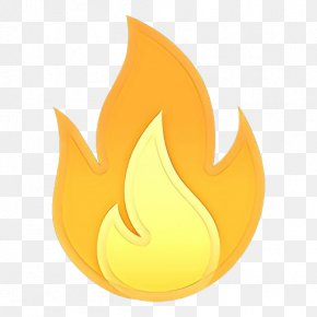 Fire Flame - Yellow Flame Fire PNG