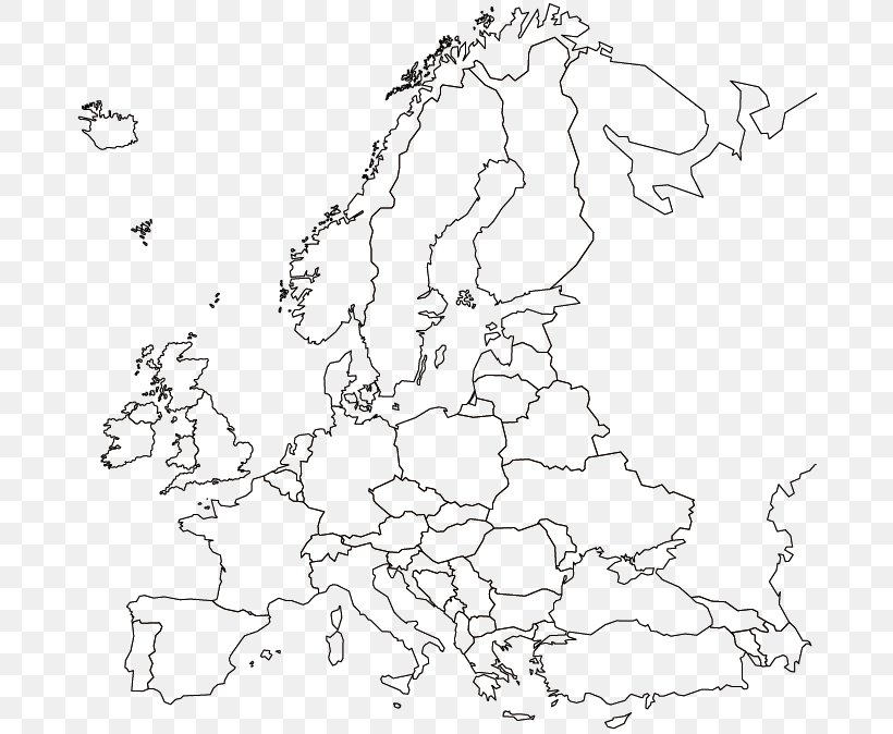 eastern europe blank map Eastern Europe Blank Map World Map Geography Png 681x674px eastern europe blank map