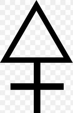 Alchemy - Alchemical Symbol Alchemy Sulfur Chemical Element PNG