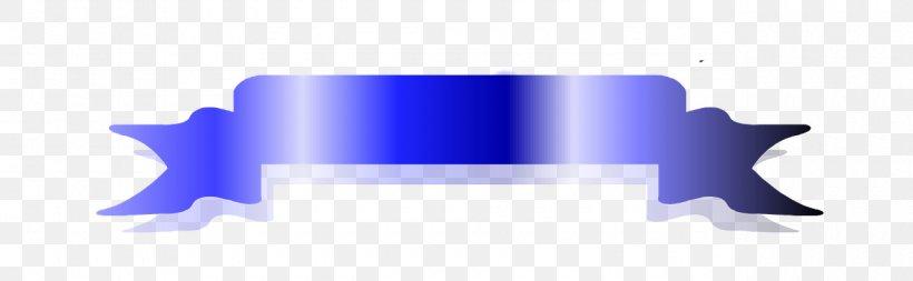 Blue Web Banner Clip Art, PNG, 1280x396px, Blue, Banner, Brand, Digital Image, Logo Download Free