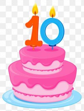 Birthday Cake - Birthday Cake Cupcake Tart Clip Art PNG