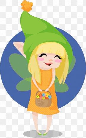 Fairy Clipart - Fairy Tale Clip Art PNG