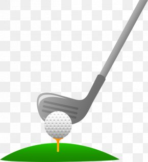 Golf - Golf Ball Golf Course Clip Art PNG