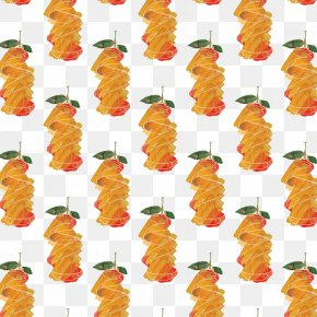 Creative Fruit Background Pattern - Fruit Poster Orange PNG