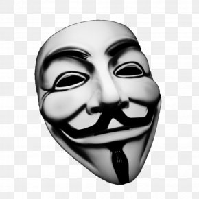 V For Vendetta - Security Hacker Anonymous Ultra-high-definition Television Internet PNG