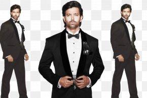 Mens Fashion - Bollywood Tuxedo Film PNG