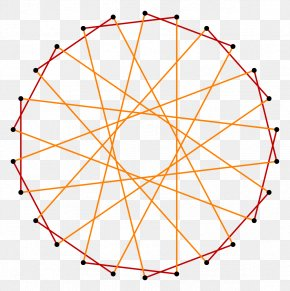 Regular Polygon Pentadecagon Tridecagon Star Polygon PNG