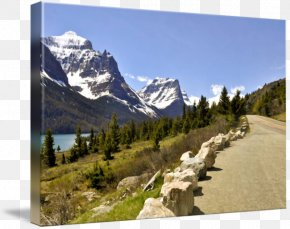 Decorative Elements Of Urban Roads - Mount Scenery Alps National Park Wilderness Nature PNG
