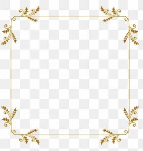 Vector Leaf Border - Euclidean Vector Ballet Icon PNG