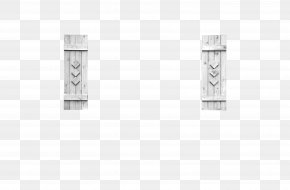 Wooden Door Material Free To Pull - White Brand Pattern PNG