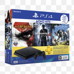 God Of War Ps4 - Sony PlayStation 4 Slim Black PlayStation 3 Video Game Consoles PNG