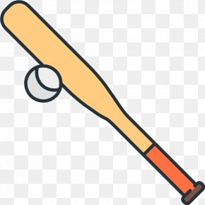 Baseball - Baseball Bat Sport Icon PNG