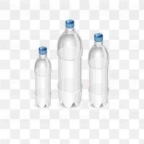 Vector Size Bottle - Plastic Bottle Water Bottle Clip Art PNG