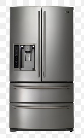 Refrigerator - Refrigerator Icemaker Home Appliance Washing Machine PNG
